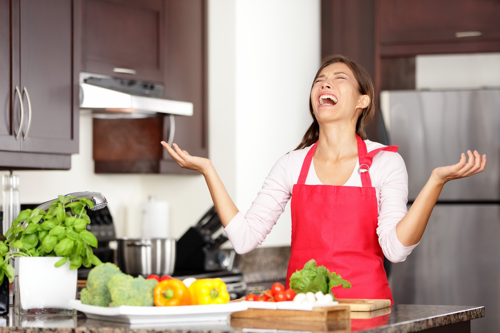 bigstock funny cooking image