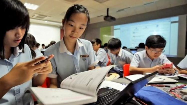 Училище от бъдещето – Сингапур