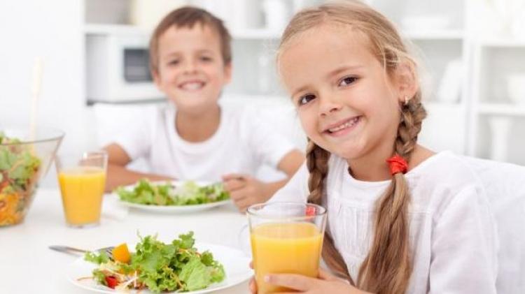 Как се хранят малките европейци