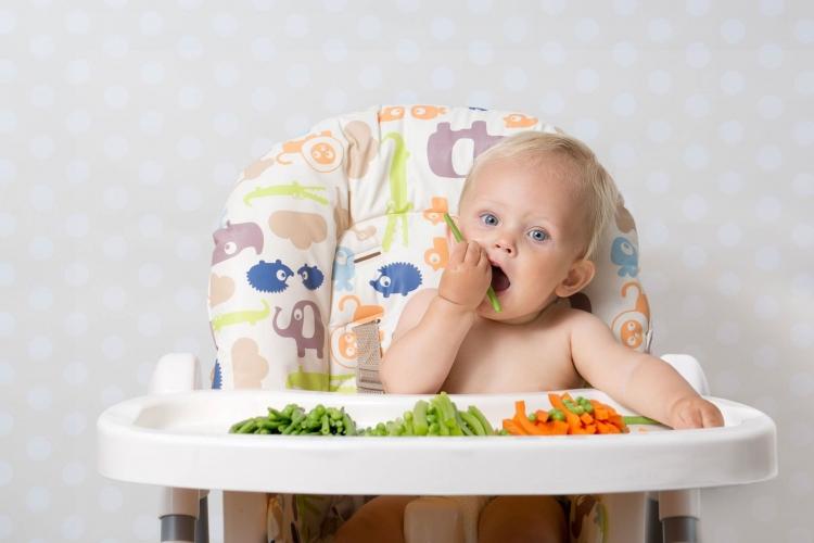 Захранване, водено от бебето – какво, кога и как