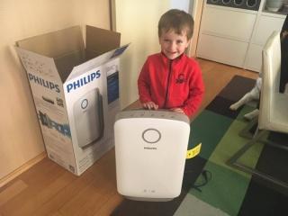 Philips Combi 2-1 - за чист въздух