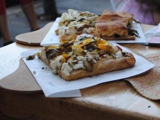 Пътешествие с вкус на пица