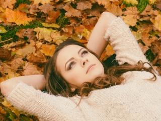 Обичам те, есен!