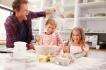 Ролята на храната в семейството