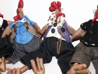 Кукли за чанти