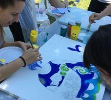 Пикник за децата от Центъра по приемна грижа