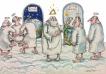 Пандемия по време на карикатура или карикатура по време на пандемия