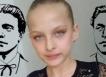 Валерия, която прави икони и обича гимнастиката