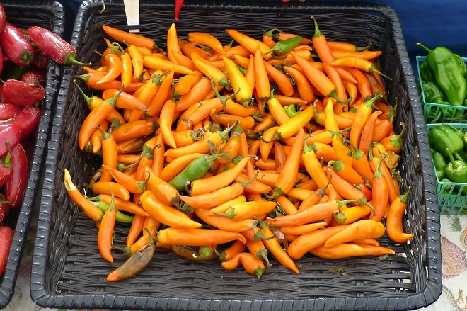 Bulgarian Carrot Chile