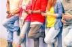 Съвети за онлайн безопасност на деца и тийнейджъри