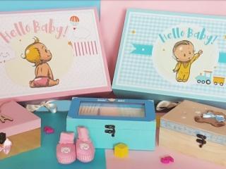 BabyBox  - кутиите, които подаряват щастие