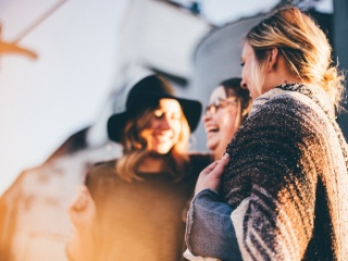 В цивилизования свят на жените след 60 им казват дами