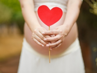 Драмата на една бременна романтичка
