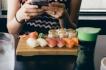 Какво се пие със суши
